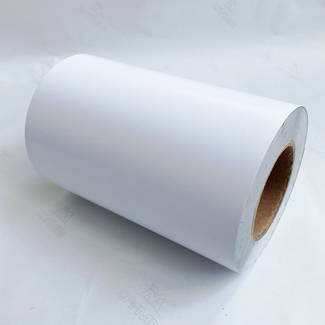 White Sillicon Liner 32N 500m Full Page Adhesive Labels
